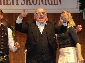 Jürgen Kirner, künstlerischer Leiter Volkssängerzelt Zur Schönheitskönigin