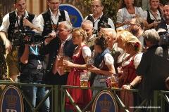 Wiesn-Finale im Hofbräu Festzelt 2018