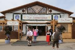 Der 7. Tag im Volkssängerzelt zur Schönheitskönigin auf der Oidn Wiesn in München 2019