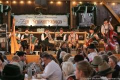 Hochalm Tanzlmusi, Der 7. Tag im Volkssängerzelt zur Schönheitskönigin auf der Oidn Wiesn in München 2019