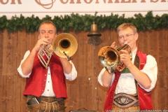 Südtiroler Tanzlmusig, Schönheitskönigin 8. Tag auf der Oidn Wiesn am Oktoberfest in München 2018
