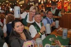 Schönheitskönigin 8. Tag auf der Oidn Wiesn am Oktoberfest in München 2018