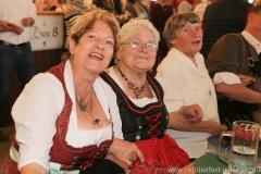 Schönheitskönigin 9. Tag auf der Oidn Wiesn am Oktoberfest in München 2018
