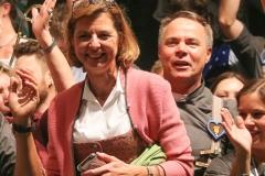 Gerdi Reichert, Finale in der Schönheitskönigin auf der Oidn Wiesn am Oktoberfest in München 2018