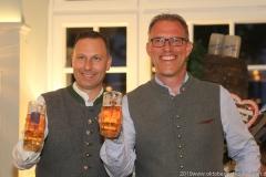 Wiesnbierprobe im Bad am Bavariaring  in München .2019
