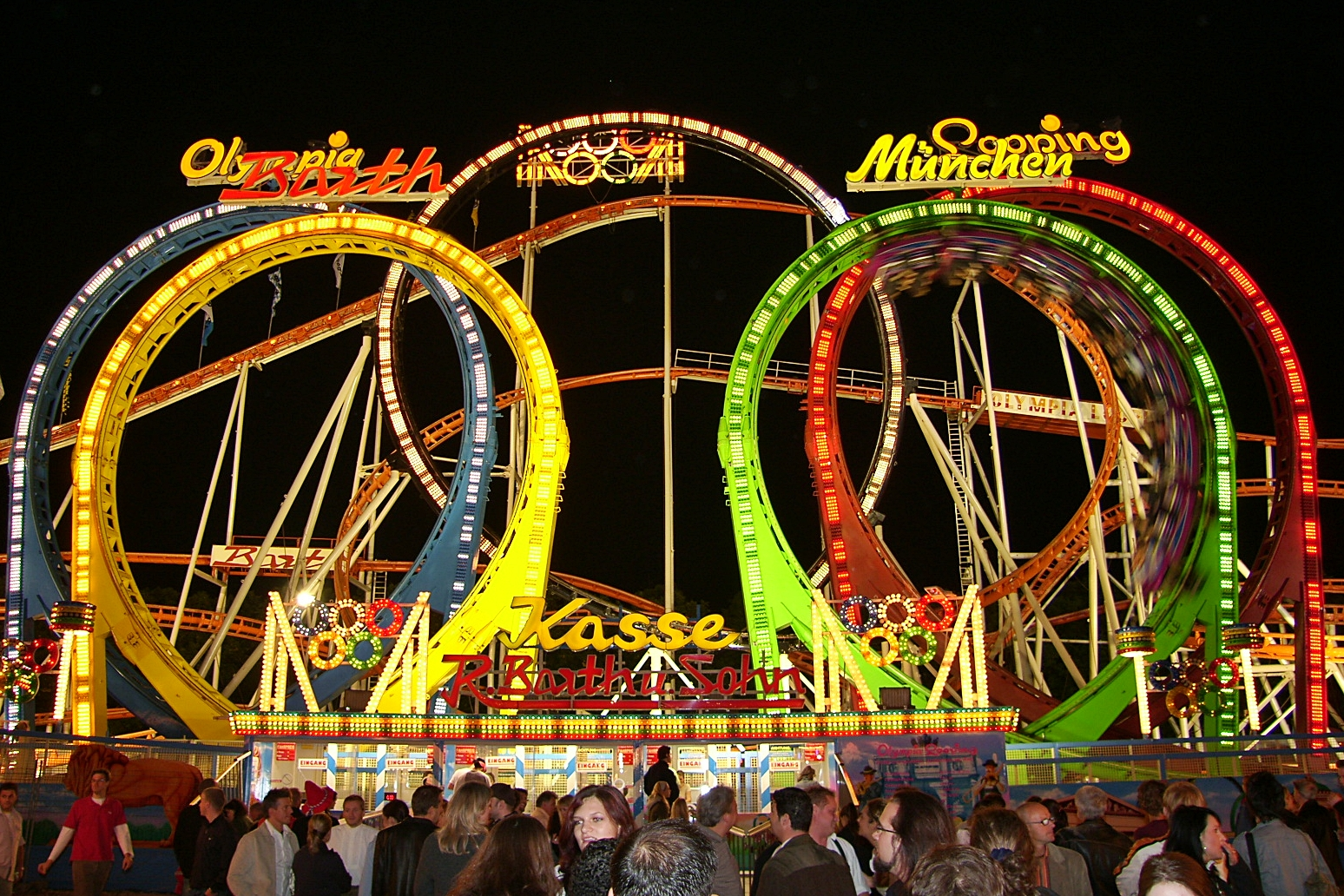Olympia Looping Oktoberfest München