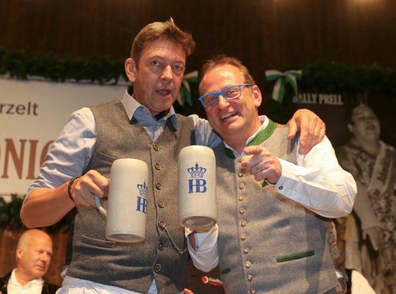 Peter Reichert und Volker Heißmann